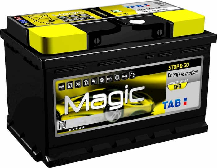 Аккумулятор TAB Magic Stop&Go EFB 90 R (90 А/ч)