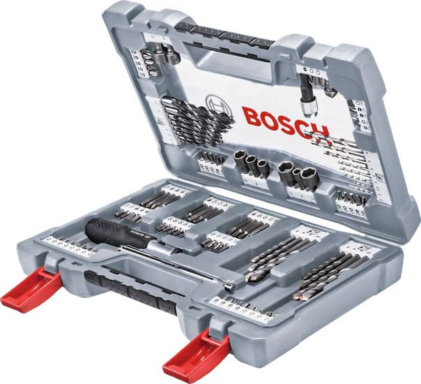 Набор оснастки Bosch 105 предметов 2608P00236
