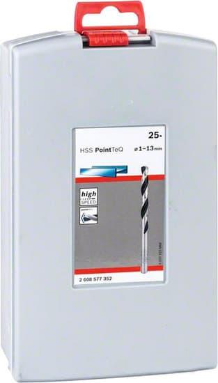 Набор оснастки Bosch 25 предметов 2608577352