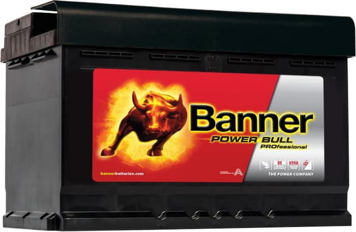 Аккумулятор Banner Power Bull PROfessional P77 42 (77 А·ч)