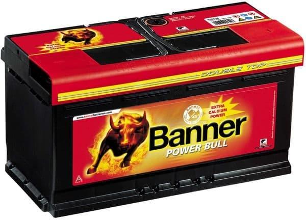 Аккумулятор Banner Power Bull P95 33 (95 А·ч)