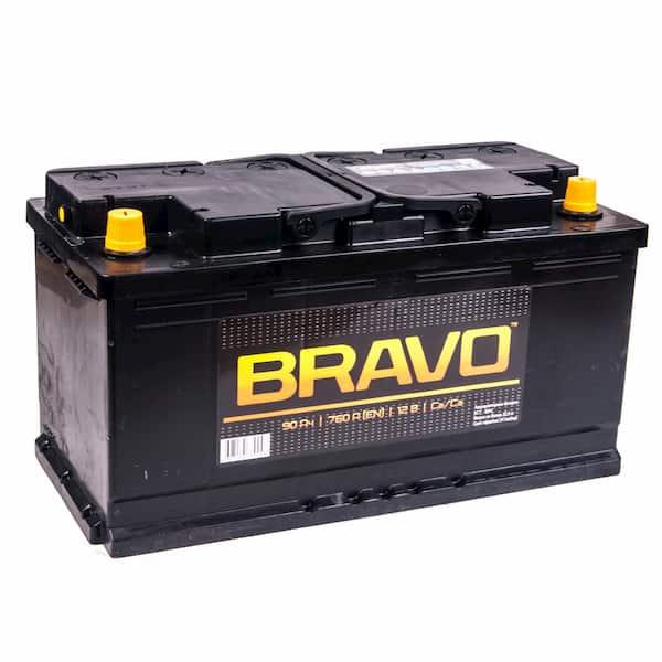 Аккумулятор BRAVO 6CT-90 (90 А/ч)