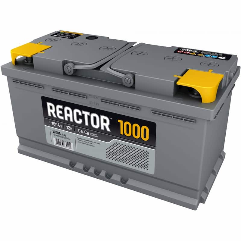 Аккумулятор Аком Reactor 6CT-100 (100 А/ч)