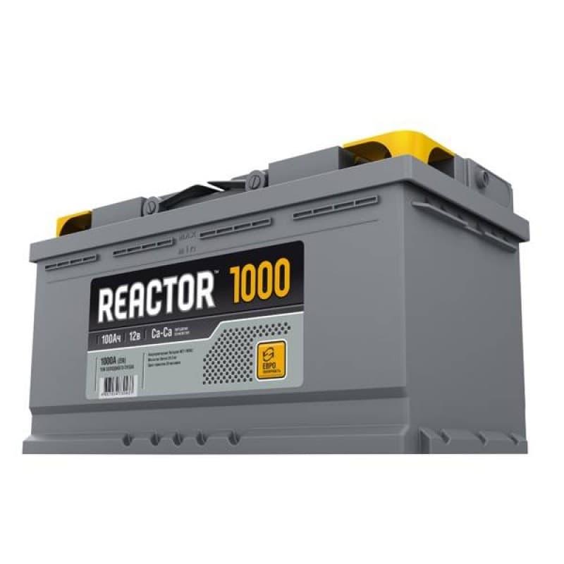 Аккумулятор AKOM Реактор 6СТ-100 (100 А·ч)
