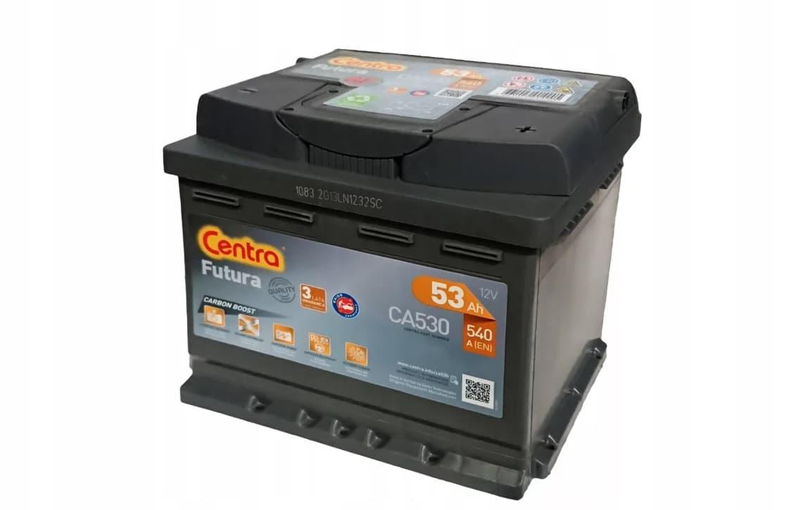 Аккумулятор Centra Futura CA530 (53 А/ч)