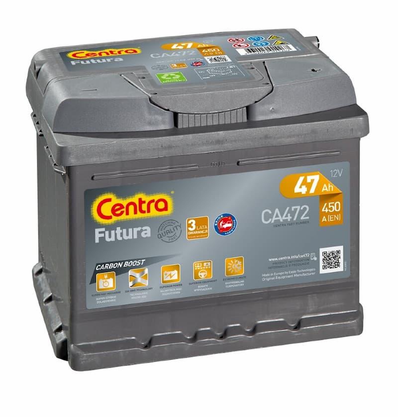 Аккумулятор Centra Futura CA472 (47 А/ч)