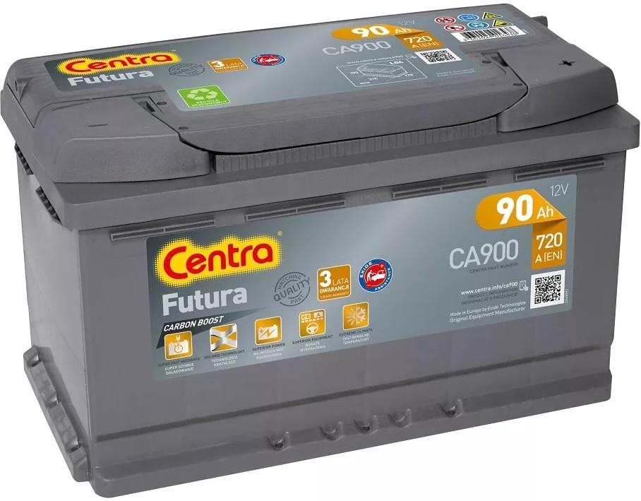 Аккумулятор Centra Futura CA900 90 А/ч