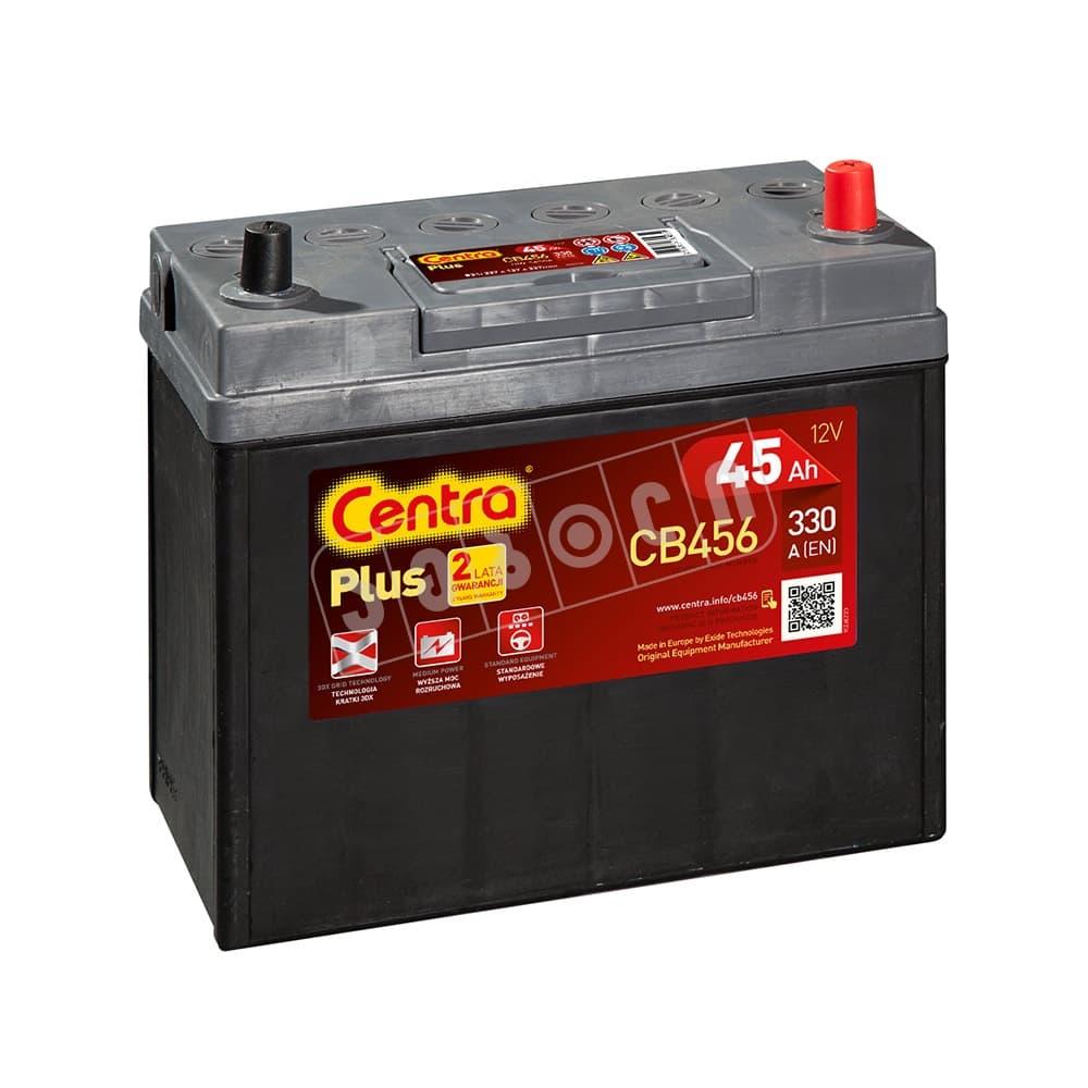 Аккумулятор Centra Plus CB456 (45 А/ч)