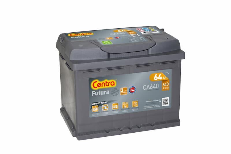 Аккумулятор Centra Futura CA640 (64 А/ч)