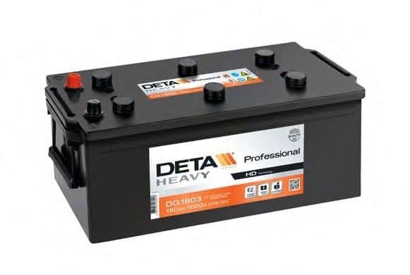 Аккумулятор Deta Professional DG1803 180 А/ч