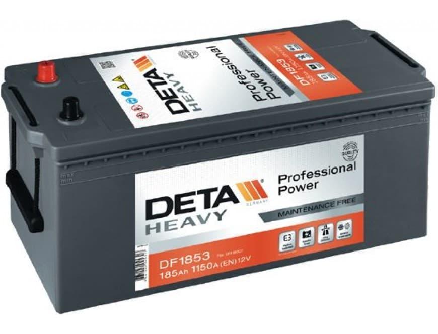 Аккумулятор Deta Professional Power DF1853 185 А/ч