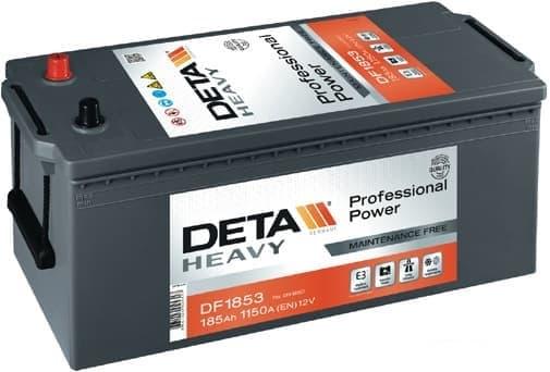 Аккумулятор Deta Professional Power DF2353 235 А/ч
