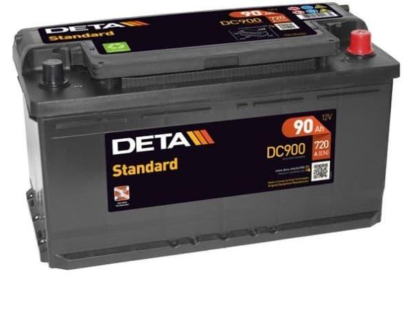 Аккумулятор Deta Standart DC900 90 А/ч