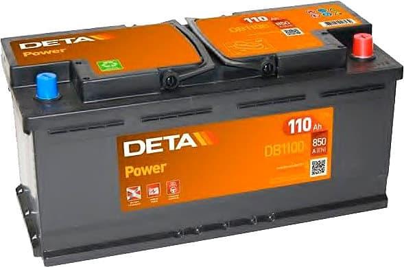 Аккумулятор Deta Power DB1100 (110Ah)