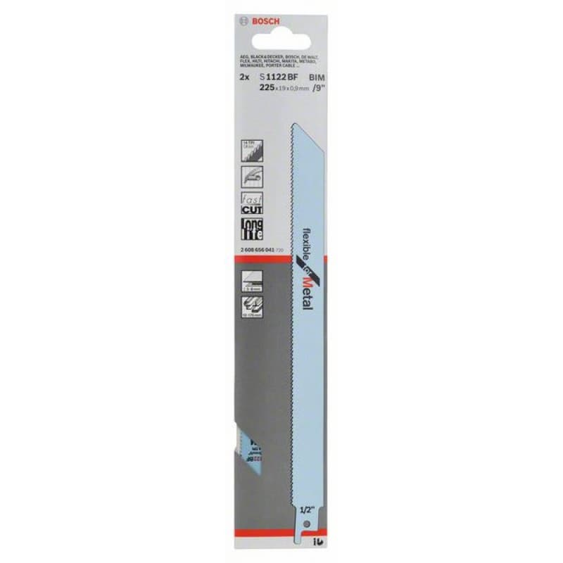 Набор оснастки Bosch 2 предмета 2608656041