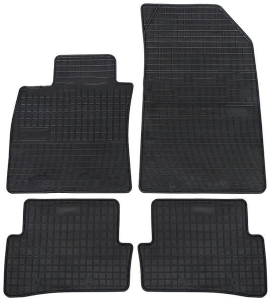 Ковры для Renault Clio IV (12-) Frogum