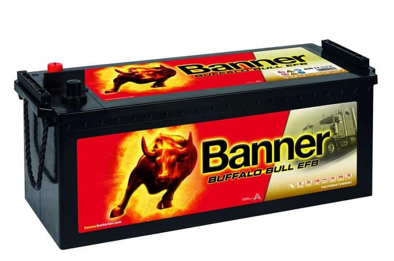 Аккумулятор Banner Buffalo Bull EFB 690 17 (190 А/ч)