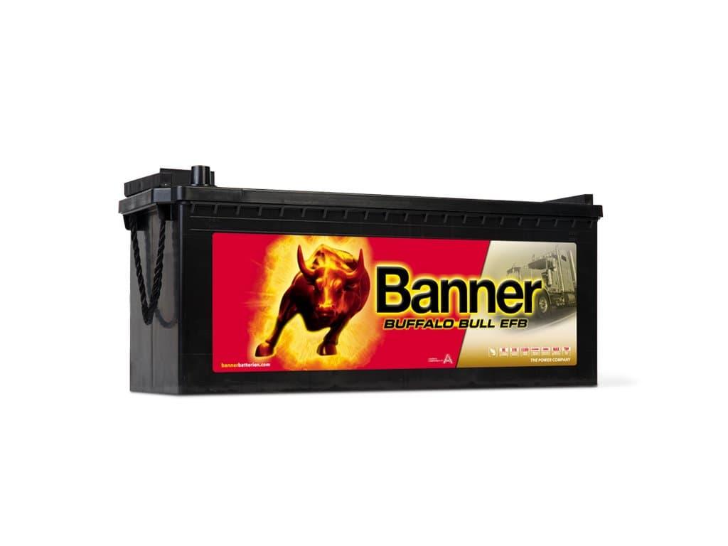 Аккумулятор Banner Buffalo Bull EFB 740 17 (240 А/ч)