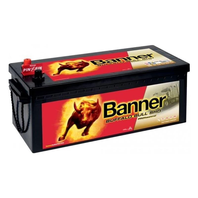 Аккумулятор Banner Buffalo Bull PRO 725 03 (225 А/ч)