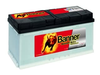 Аккумулятор Banner Power Bull PROfessional P100 40 (100 А/ч)