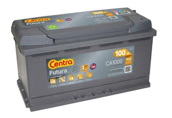 Аккумулятор Centra Futura CA1000 (100 А/ч)