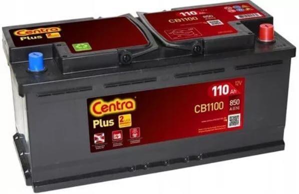 Аккумулятор Centra Plus CB1100 (110 А/ч)