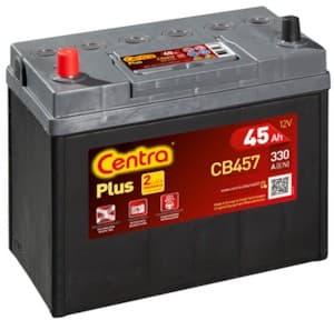 Аккумулятор Centra Plus CB457 (45 А/ч)