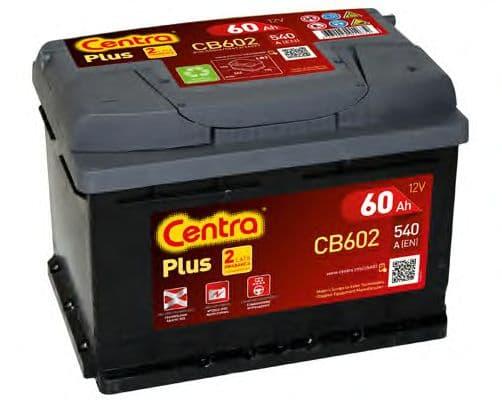 Аккумулятор Centra Plus CB602 (60 А/ч)