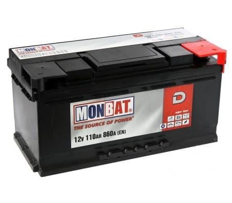Аккумулятор Monbat (110 А/ч)
