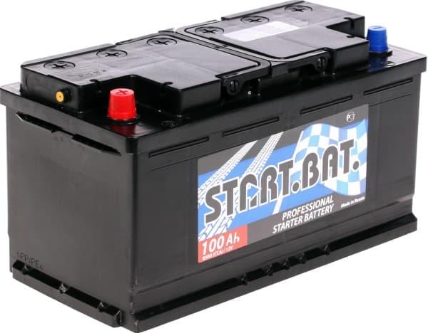 Аккумулятор СтартБат 6СТ-100 (100 А/ч)