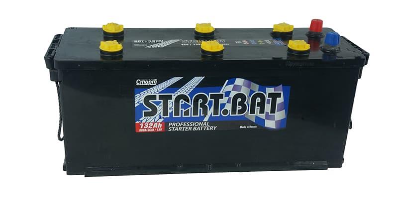 Аккумулятор СтартБат 6СТ-132 (132 А/ч)