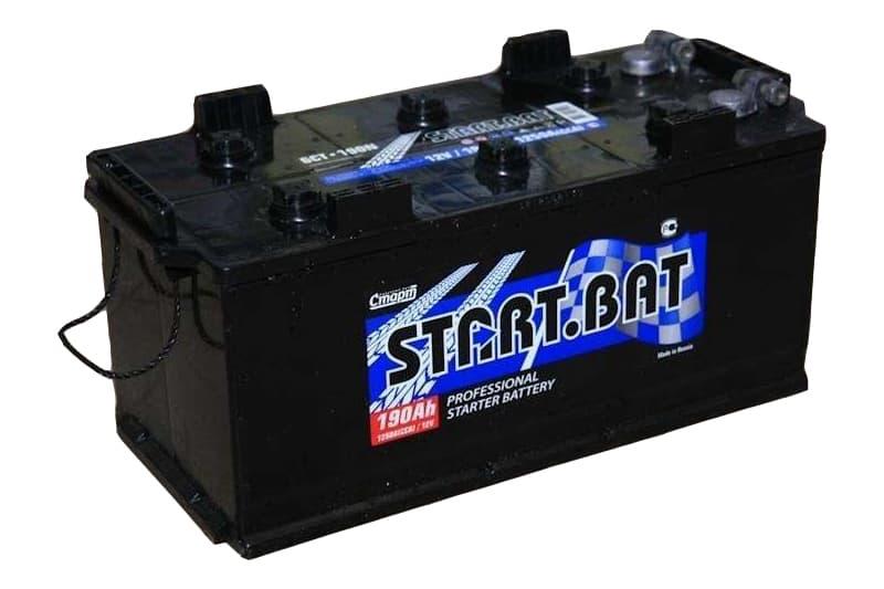 Аккумулятор СтартБат 6СТ-190 (190 А/ч) болт