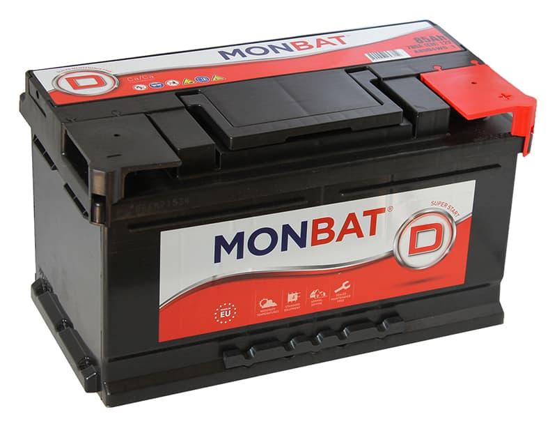 Аккумулятор Monbat (85 А/ч) низкий