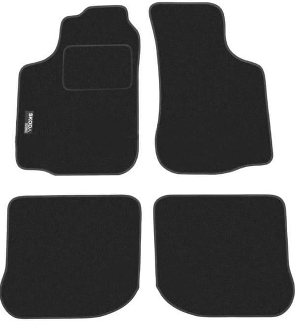 Ковры ворсовые для Skoda Octavia I A4 (96-10) Duomat