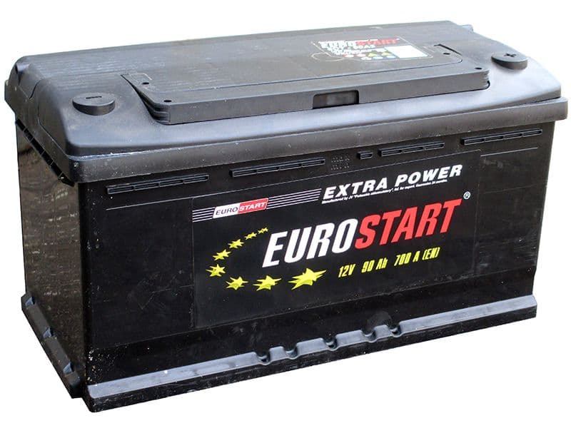 Аккумулятор Eurostart ES6 CT-90 (90 А/h)