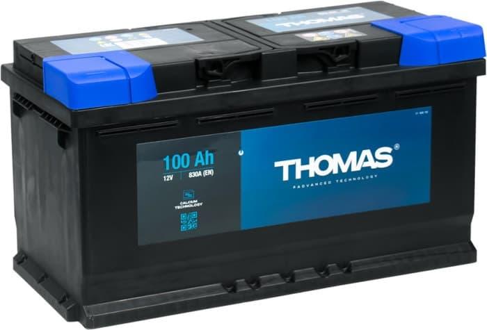 Аккумулятор Thomas R (100 А·ч)
