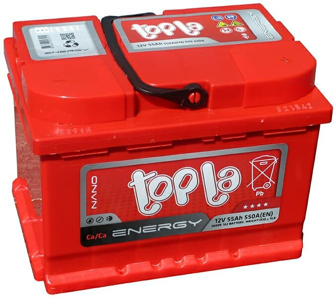 Аккумулятор Topla Energy R+ 55 А/ч