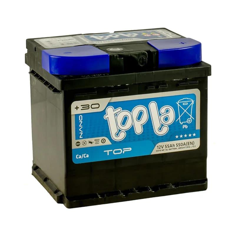 Аккумулятор Topla Top R+ 55 А/ч