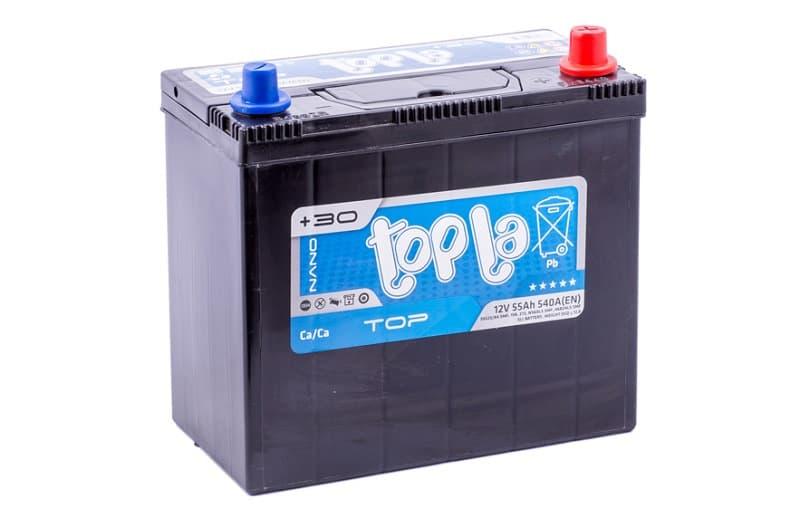 Аккумулятор Topla Top Japan R+ 55 A/ч