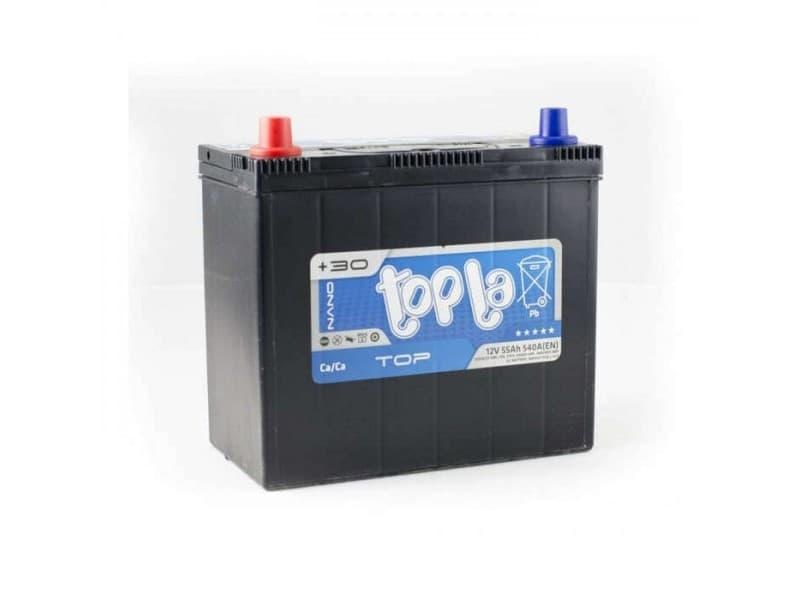 Аккумулятор Topla Top Japan L+ 55 A/ч