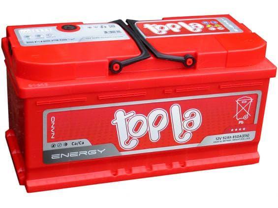 Аккумулятор Topla Energy  R+ 92 А/ч