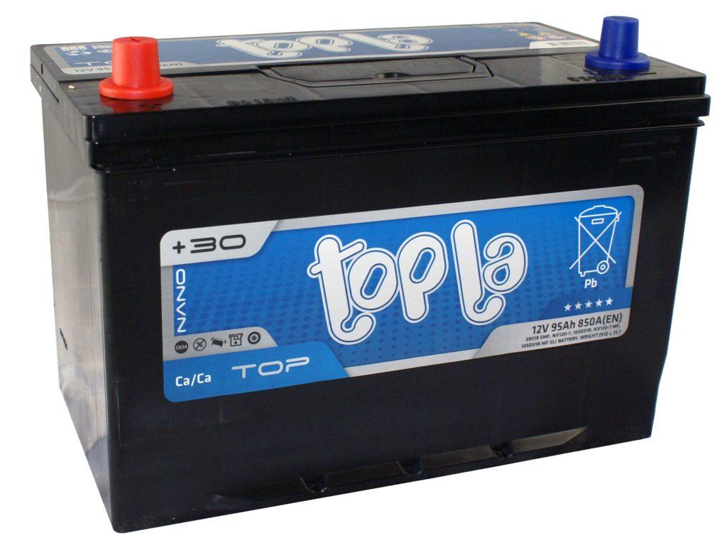 Аккумулятор Topla Top Japan L+ 95 А/ч