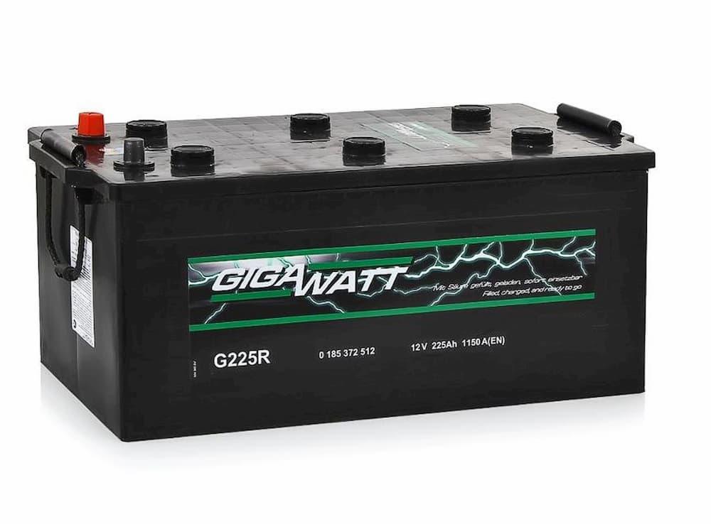 Аккумулятор Gigawatt 225 А/ч