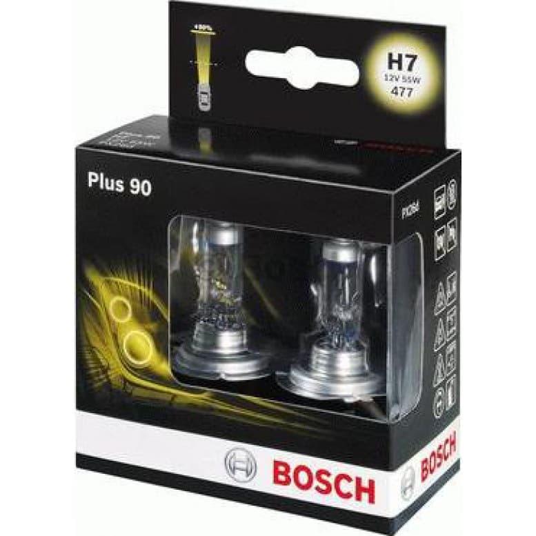 Bosch H7 Plus 90 2шт [1987301075]