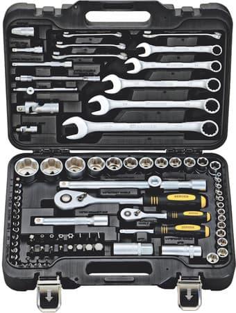 Универсальный набор инструментов Berger 82 предмета BG082-1214