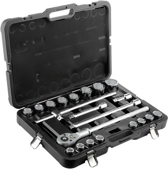 Универсальный набор инструментов Berger 21 предмет BG021-34