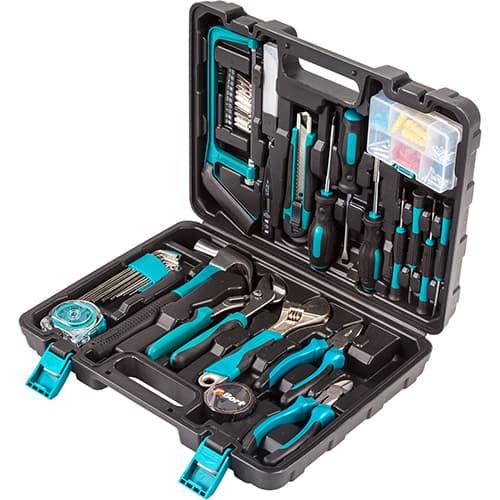 Универсальный набор инструментов Bort 100 предметов BTK-100