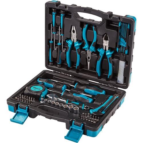 Универсальный набор инструментов Bort 82 предмета BTK-82