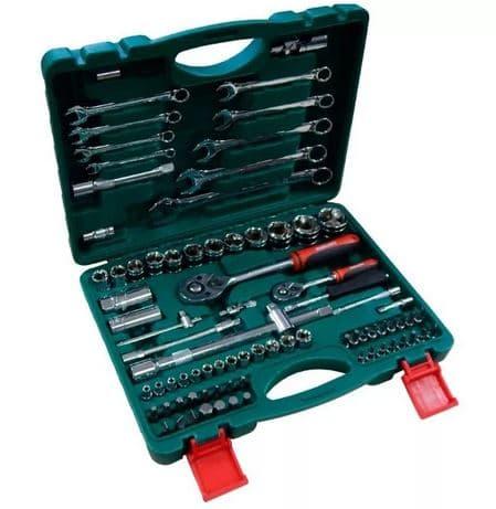 Универсальный набор инструментов Braumauto 82 предмета BR-82