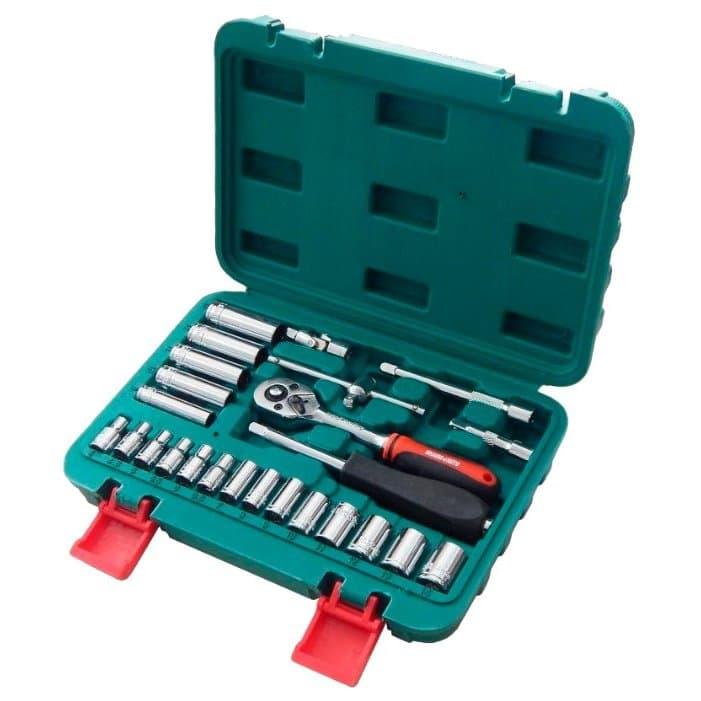 Универсальный набор инструментов Braumauto 26 предметов BR-26